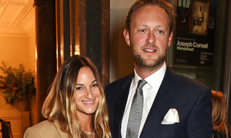 Edward Spencer-Churchill y Kimi Hammerstroem, la otra boda (casi) real del año en Reino Unido