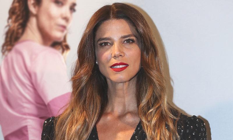 Juana Acosta habla con ¡HOLA! TV sobre su ruptura con Ernesto Alterio, ¿cuáles son sus planes ahora?
