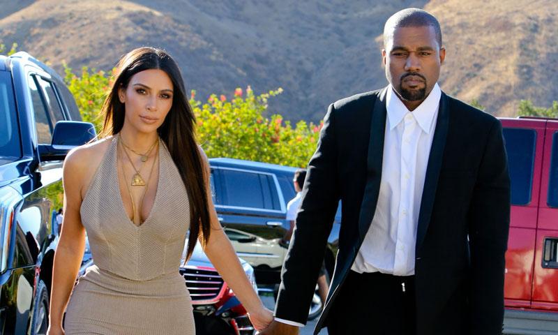 Kim Kardashian y Kanye West, un matrimonio 'afortunado'