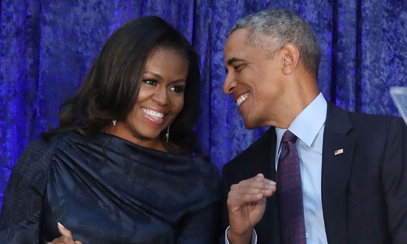 EXCLUSIVA: Cena en un asador y flamenco: así fue la primera noche de Barack Obama y su familia en Madrid