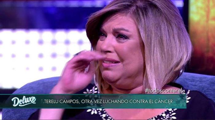 854bae1662 Terelu Campos sobre su próxima operación de cáncer: 'Estoy ...