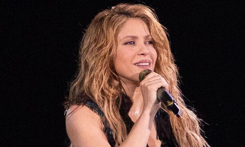 ¡Sus mayores fans! Shakira despide su gira por España con unos invitados de excepción