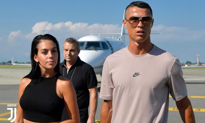 Georgina Rodríguez, una 'supermamma' a la conquista de Italia mientras Cristiano es presentado en la Juventus