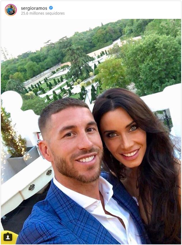 Sergio Ramos le pide matrimonio a Pilar Rubio: '¡Ha dicho que sí!'