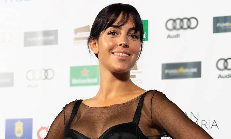 La broma que le ha gastado a Georgina Rodríguez su hermana tras su llegada a Turín