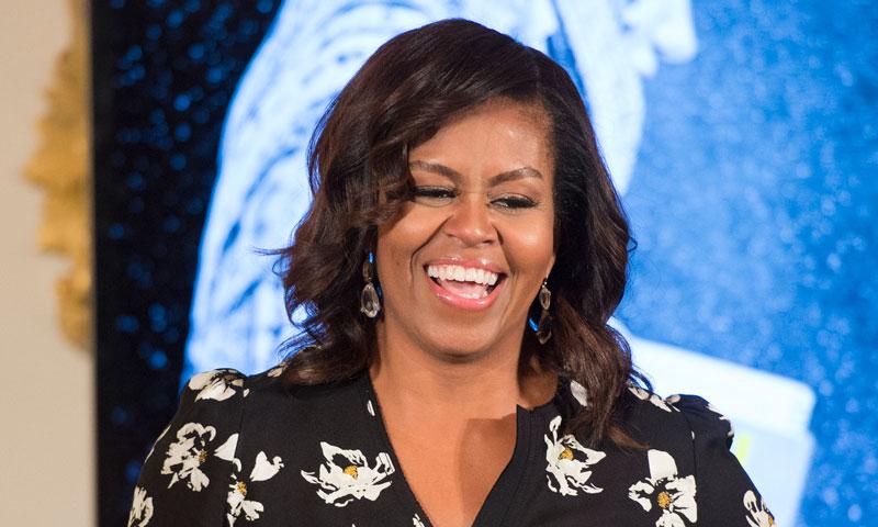 ¡Dándolo todo! Michelle Obama disfruta como una más en el concierto de Beyoncé