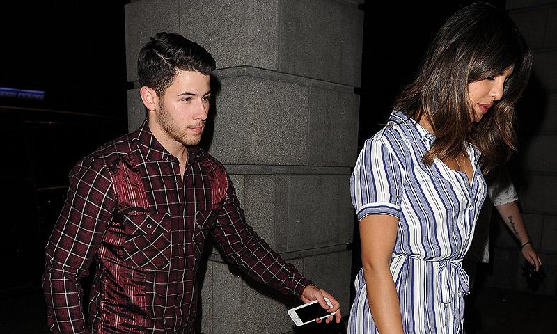 ¡Esto va en serio! Priyanka Chopra celebra su cumpleaños con la familia de Nick Jonas