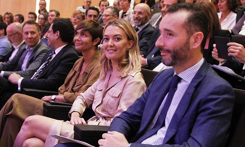 Marta Ortega participa en su segunda junta de accionistas de Inditex