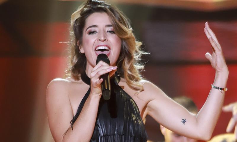El triunfo de Mimi, primera expulsada de 'OT': las 'celebrities' se rinden a su nuevo single