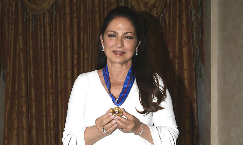 Gloria Estefan recibe la Medalla de Oro de las Bellas Artes: 'Mi primer ídolo musical fue Joselito'