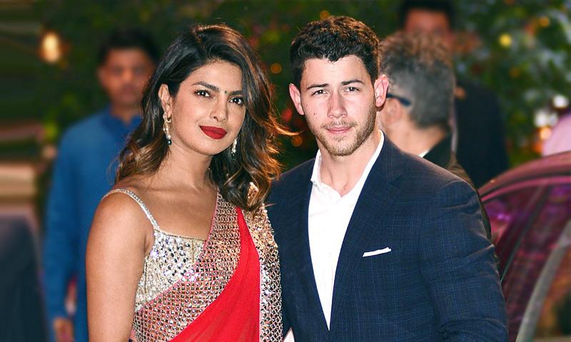 ¡Sorpresa! Nick Jonas y Priyanka Chopra se comprometen tras dos meses juntos