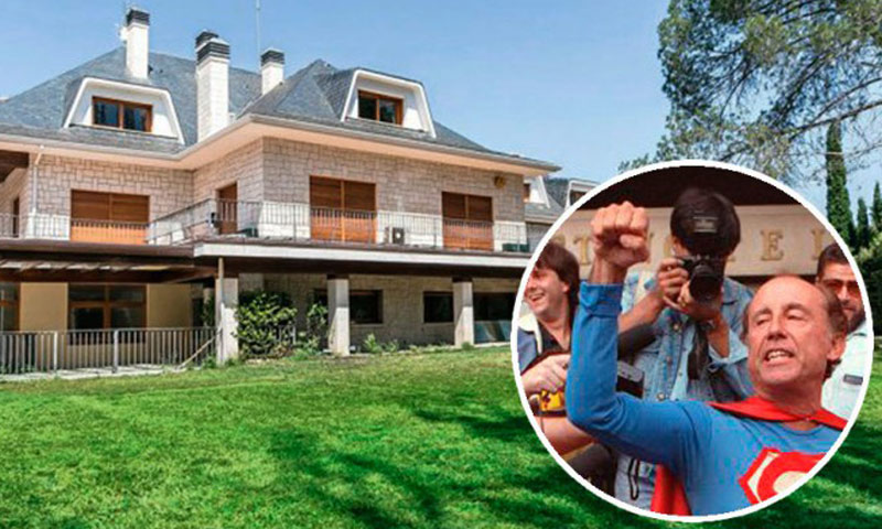 Así es la casa de Ruiz-Mateos que sale a subasta por 1,2 millones de euros