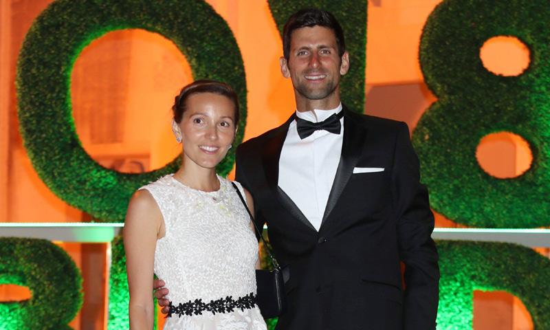El susto de Novak Djokovic y Jelena Ristic tras el secuestro de un familiar