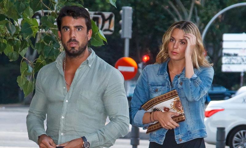 La pasión flamenca de Claudia Ortiz y su novio, Daniel Arigita