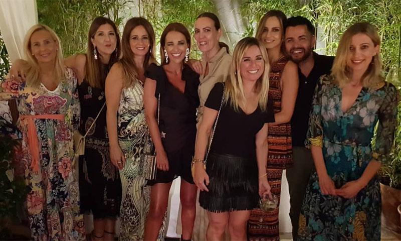 La fiesta a la que no faltó Paula Echevarría tras su regreso de vacaciones