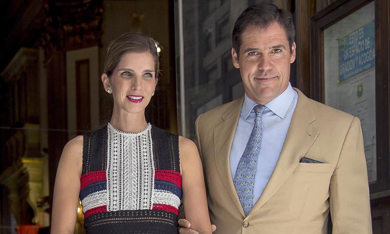 Luis Alfonso de Borbón y Margarita Vargas anuncian que van a ser padres por cuarta vez