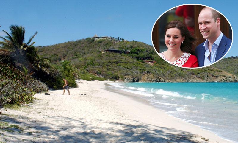 60 años de la isla de Mustique, el refugio veraniego de la realeza británica (incluidos el príncipe Guillermo y la duquesa de Cambridge)