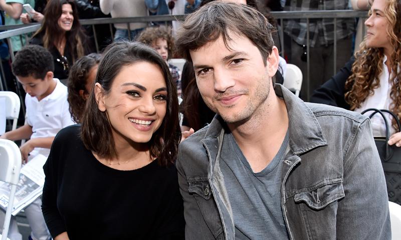 Mila Kunis defiende el matrimonio de Ashton Kutcher y Demi Moore ante las críticas