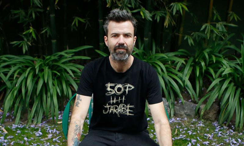 Pau Donés cambia de vida y 'cuelga la guitarra'