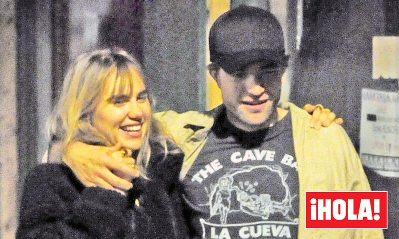 EXCLUSIVA: Robert Pattinson y Suki Waterhouse están juntos ¡y estas fotos lo confirman!