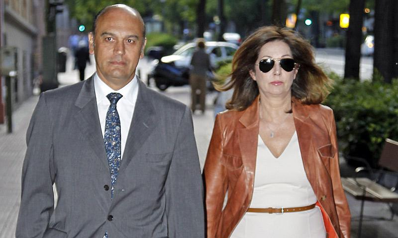 El juez deja en libertad a Juan Muñoz, marido de Ana Rosa Quintana