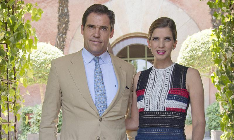 En ¡HOLA!: El bebé que esperan Luis Alfonso de Borbón y Margarita Vargas es...