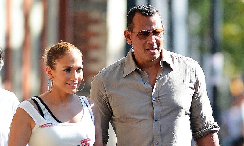 Así están siendo las románticas y exclusivas vacaciones de Jennifer Lopez y Alex Rodríguez en Capri