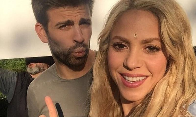 Shakira, el mejor apoyo de Gerard Piqué tras su adiós a la Selección Española
