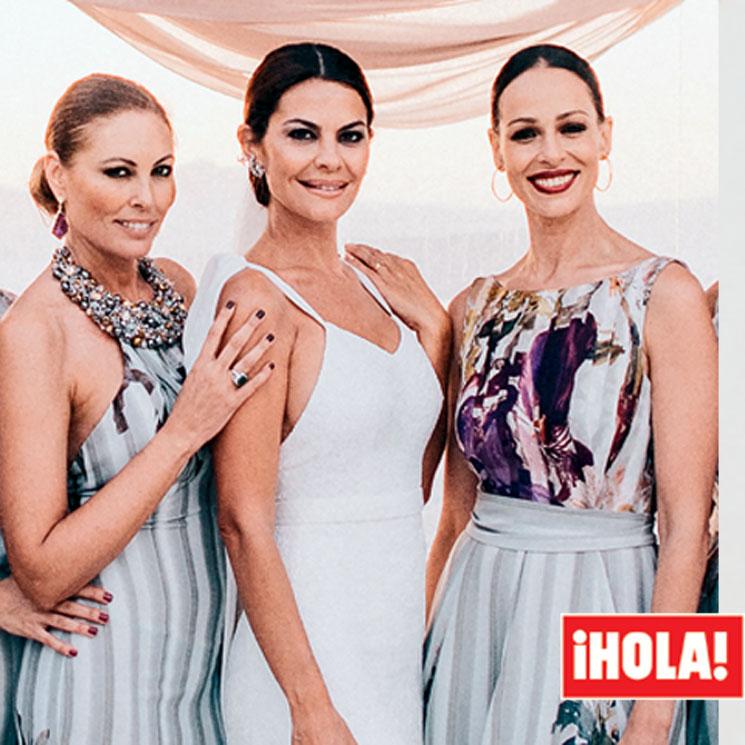 mañana exclusiva en ¡hola!: la gran boda griega de maría josé suárez
