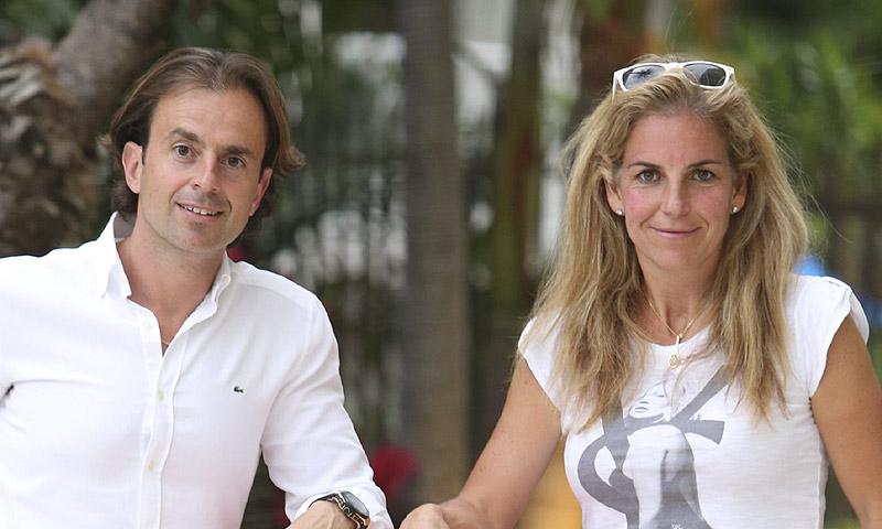 Los amigos de Arantxa Sánchez Vicario narran cómo su historia con Josep Santacana afectó a su relación familiar