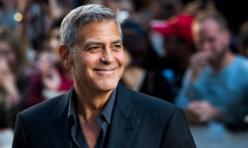 George Clooney, el actor mejor pagado según la revista 'Forbes'