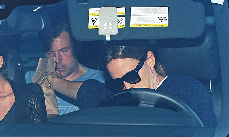 Jennifer Garner toma las riendas en la vida de Ben Affleck