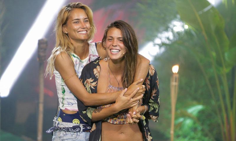 Alba Carrillo y Laura M. Flores, una amistad ¿a prueba de fuego?