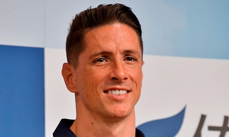 Fernando Torres demuestra con una simpática imagen cómo se adapta a su nueva vida en Japón