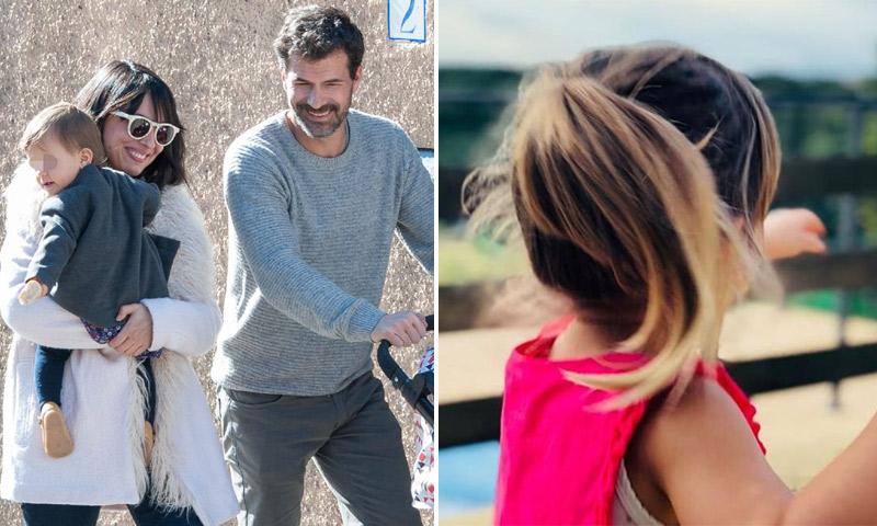Xenia Tostado y su simpática forma de explicar por qué su hija es rubia