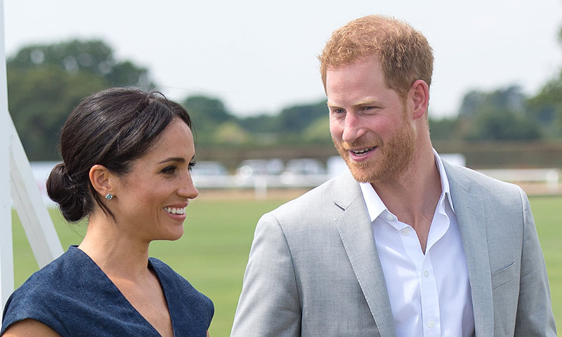 Meghan Markle revela accidentalmente el tierno apodo con el que llama al príncipe Harry