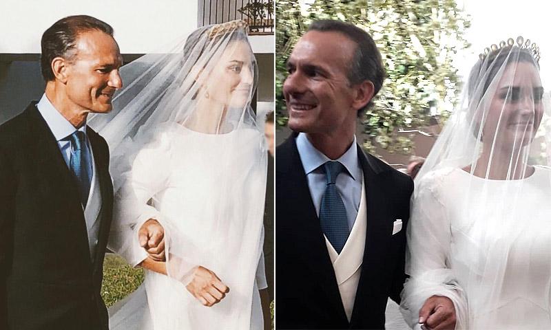 María Masaveu y Leandro Domecq, la otra gran boda del fin de semana