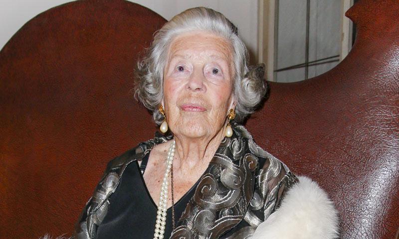 Marianne Sayn-Wittgenstein, la fabulosa princesa-paparazzi, cumple 100 años