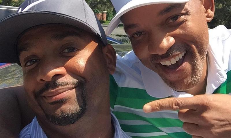 El reencuentro de Will Smith con su 'primo' Carlton que revoluciona las redes sociales