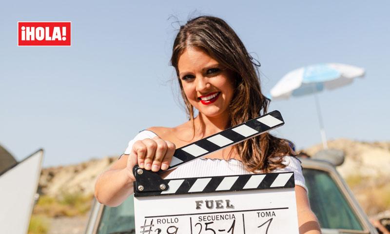 EXCLUSIVA: Isabelle, hija de Philippe Junot, en su primer papel protagonista como actriz