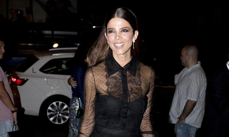Juana Acosta explica cómo es su relación con su ex, Ernesto Alterio