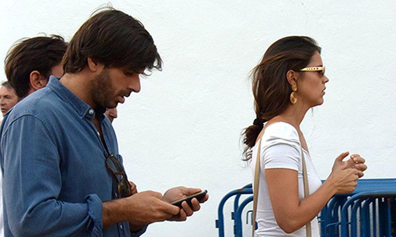 Isabelle Junot y Álvaro Falcó, la pareja sorpresa del verano