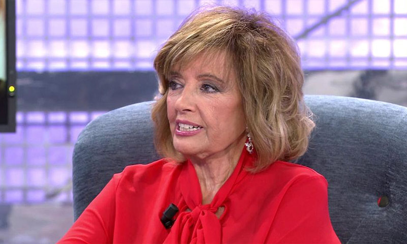 María Teresa Campos, Belén Esteban y los otros protagonistas de la noche de 'Las Campos'