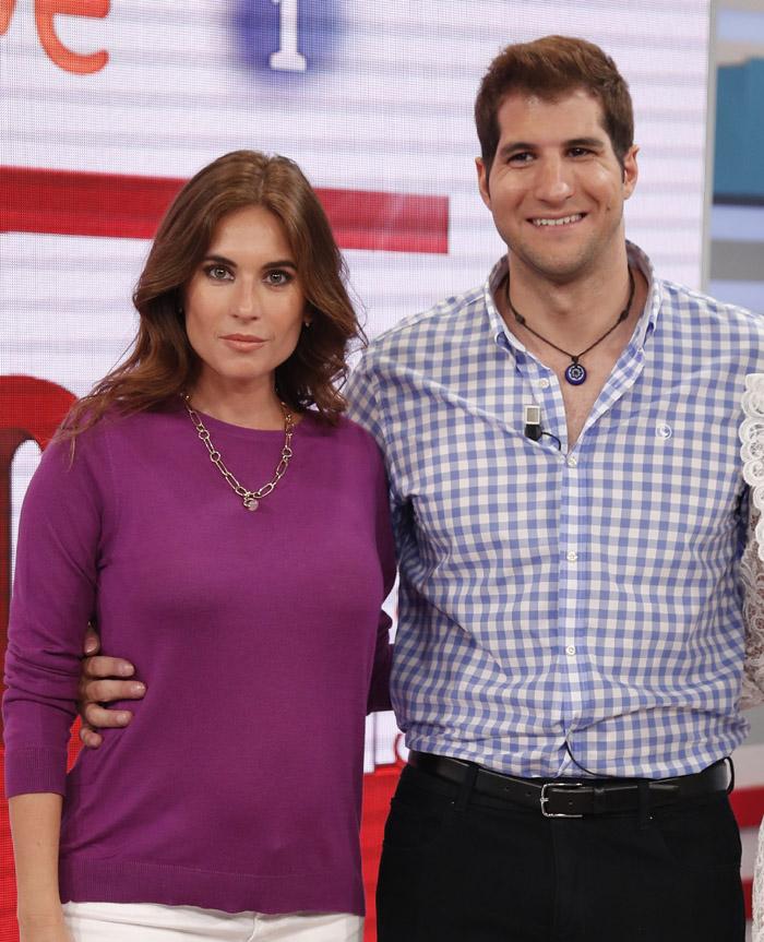 Lourdes Montes y Julián Contreras Jr.