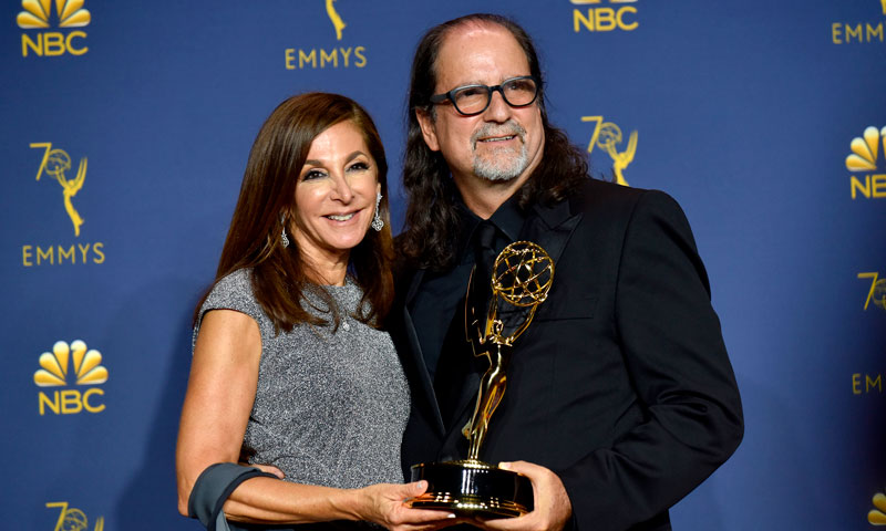 La sorpresa más romántica de los Emmys