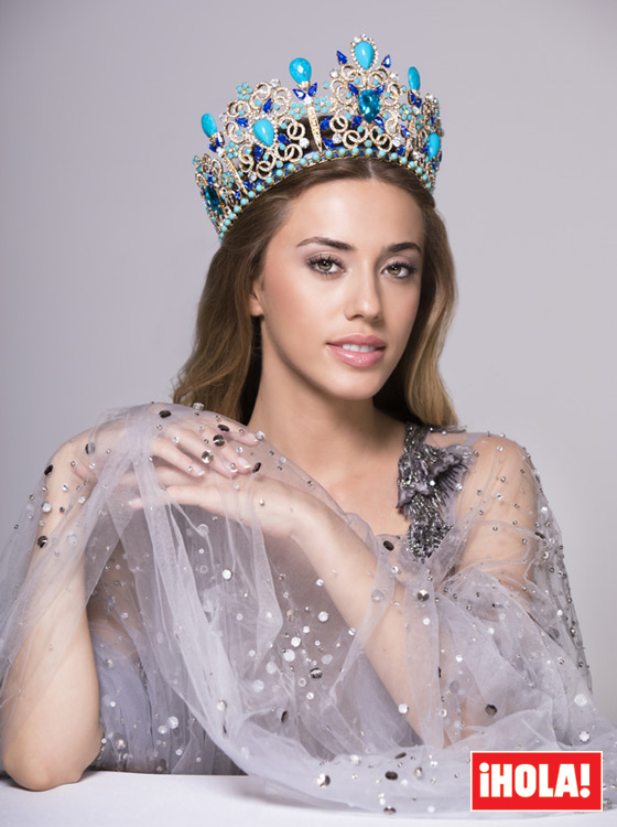 3540ca5cc43d HOLA.com entrevista a Amaia Izar, Miss World España 2018: 'De ...