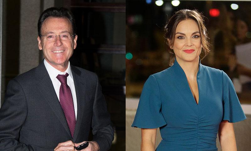 Mónica Carrillo y Matías Prats celebran su décimo aniversario como pareja televisiva