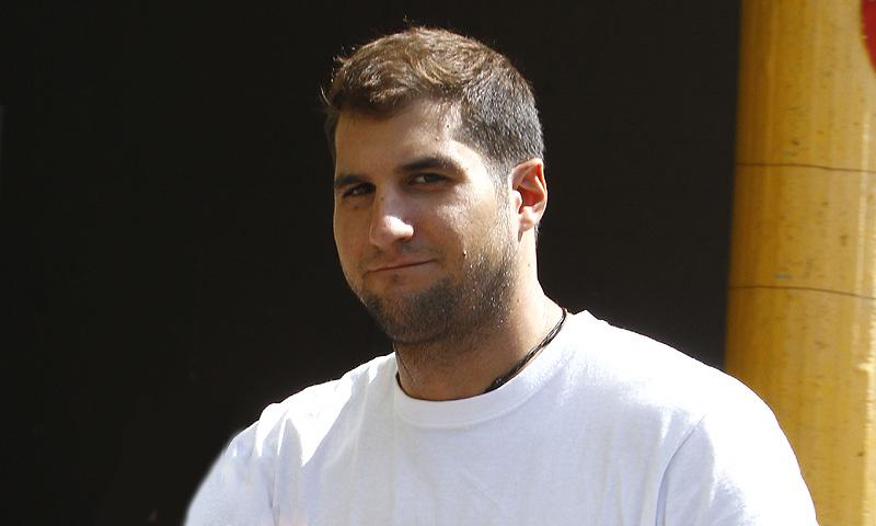 Julián Contreras Jr. responde a las informaciones sobre su desahucio