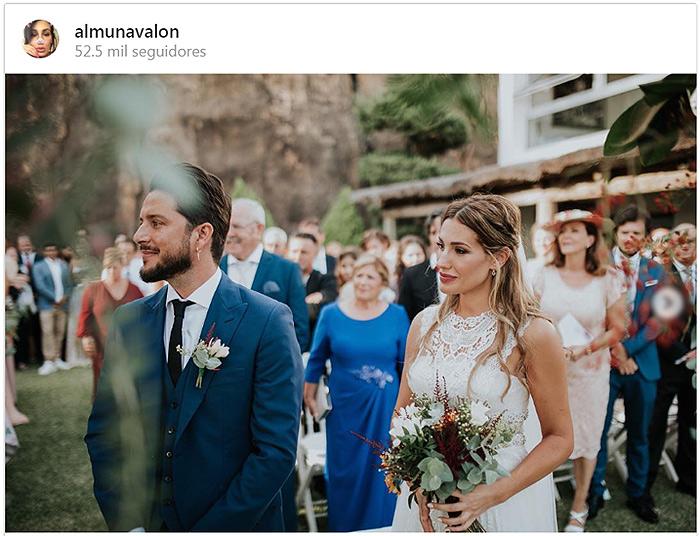 Matrimonio Manuel Romano : Manuel carrasco y almudena navalón las fotos más bonitas