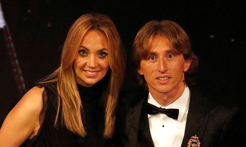 Vanja Bosnic, la mujer que ha acompañado a Luka Modric al éxito